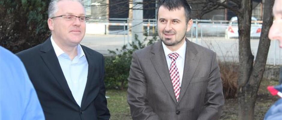 """Projekt energetske efikasnosti ove godine i u MSŠ """"Safet Krupić"""""""