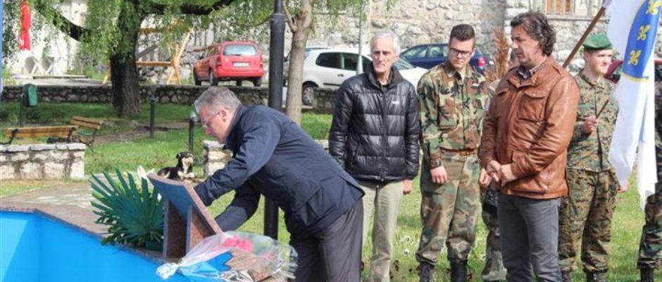 Obilježena 25. godišnjica formiranja Patriotske lige i 24. godišnjica pružanja otpora agresiji na Bosansku Krupu
