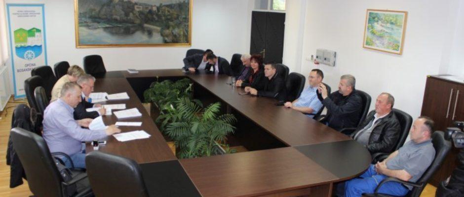 255 hiljada maraka za 11 puteva u općini Bosanska Krupa, uskoro još toliko