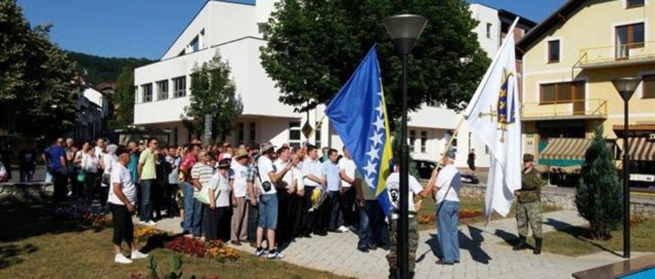 Obilježavanje 21. godišnjice oslobođenja Ćojluka: Malonogometni turnir, Marš stazama 511. slavne bbr., obilazak šehitluka, učenje Jasina, memorijalni spust lađara
