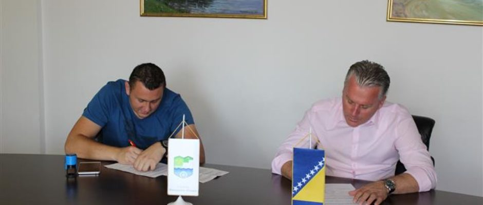 "Kanu klub ""Kormoran"" u Bosanskoj Krupi postao služba za spašavanje na vodi i pod vodom"