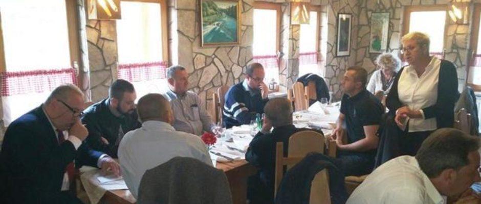Načelnik Armin Halitović na sastanku sa privrednicima: Obostrano podržan prijedlog za kvalitetniju saradnju